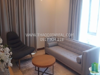 Nice 3 bedrooms service apartment in District 3 for rent