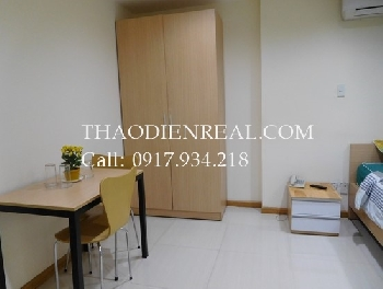 Serviced studio in Nguyen Trai for rent