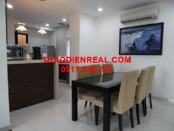 Serviced villa for rent in district 10