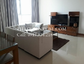 Simple 3 bedrooms apartment in Xi Riverview Palace