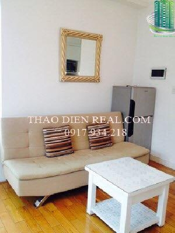 Studio Manor for rent by Thaodienreal.com - TMN-08487