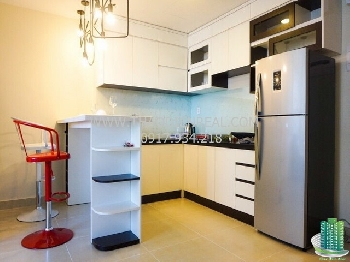 Thao Dien Masteri apartment rental 1 bedroom, interior design ...