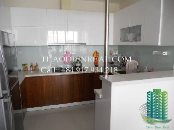 Thao Dien Pearl apartment for rent by Thao Dien Real, TDP-08411