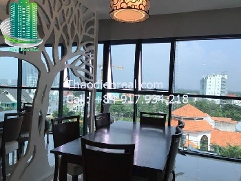 The Ascent Apartment for rent 2 bedroom, 90sqm, fully furnished - Code TAC-08528