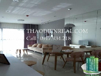 Simple 2 bedrooms apartment for rent in The Ascent 