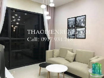 THE ASCENT APARTMENT IN THAO DIEN, DISTRICT 2FOR RENT by Thaodienreal.com