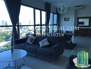 The Ascent Thao Dien Apartment for rent with good rent by THAODIENREAL.COM