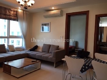 The Manor is a complex of high-class apartments and offices situated on Nguyen Huu Canh Street. The apartment section is divided into 4 types that are all designed sophisticatedly in every detail.