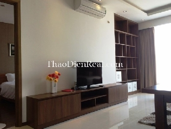 Thao Dien Pearl Apartment is really idea for renting 