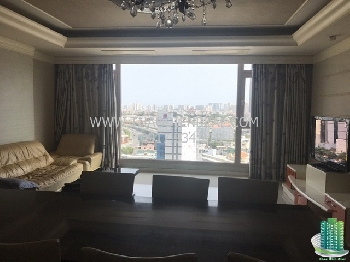 Simple 3 bedrooms apartment for rent in Cantavil Hoan Cau