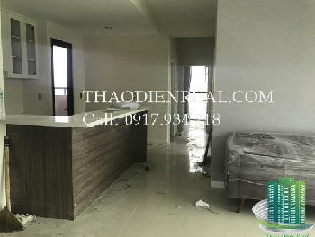 Three-bedroom apartment in The Ascent Thao Dien Apartment