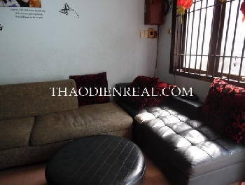 Two bedrooms house in Phu Nhuan District for rent.