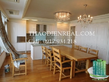 Typical Garden penthouse in Cantavil Hoan Cau by thaodienreal