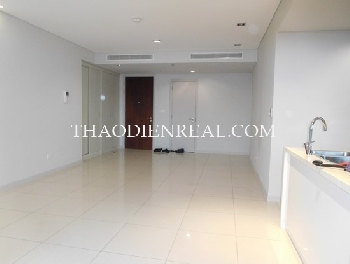 Unfurnished 2 bedrooms apartment in City Garden.