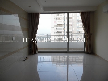 Unfurnished 3 bedrooms in City Garden for rent