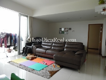 Unfurnished or fully furnished 3 bedrooms apartment in Saigon Airport .