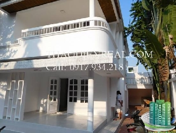 Villa in Xuan Thuy for rent