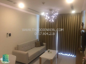 Vinhomes Central Park : 2 Bed fully furnished, 80sqm,nice apartment - code: VNH-24622