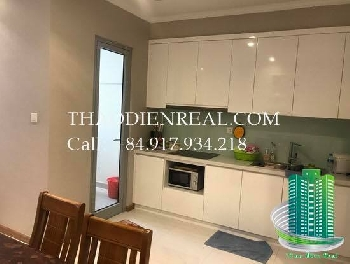 Vinhomes Central Park Apartment for rent, high floor fully furnished, VNH-08448