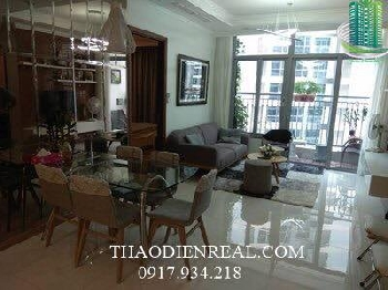 Vinhomes Central Park Apartment for rent, high floor fully furnished, VNH-08451