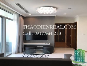 VINHOMES CENTRAL PARK One bedroom APARTMENT for rent by Thaodienreal.com 