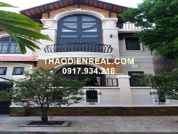 Vo Truong Toan Villa for rent