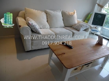 White tone 1 bedroom apartment in City Garden for rent