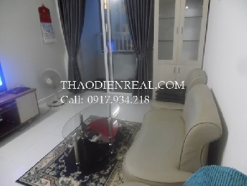 White tone apartment 2 bedrooms in Century 21 for rent.