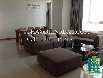 Xi River View Palace 185sqm for rent, very nice apartment with good price