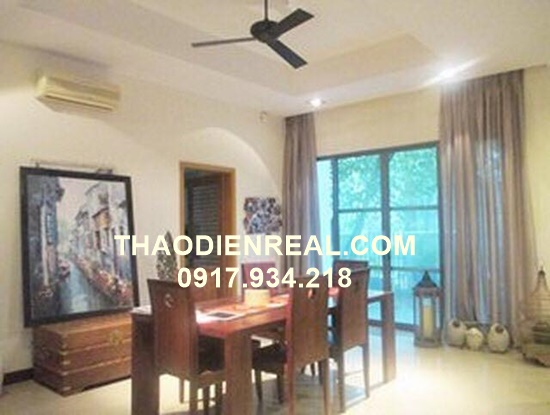 5 bedroom Villa Riviera Giang Van Minh, for rent, district 2