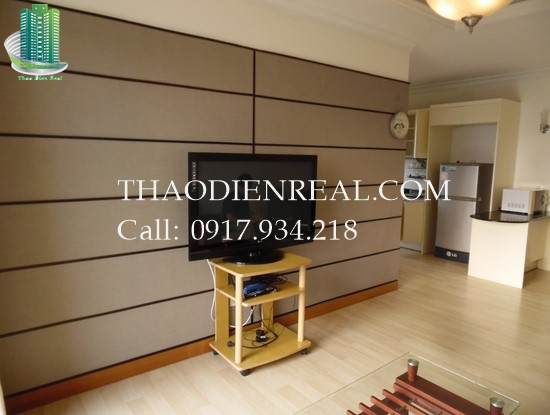 Asian style 3 bedrooms apartment in Cantavil Daewon An Phu ...