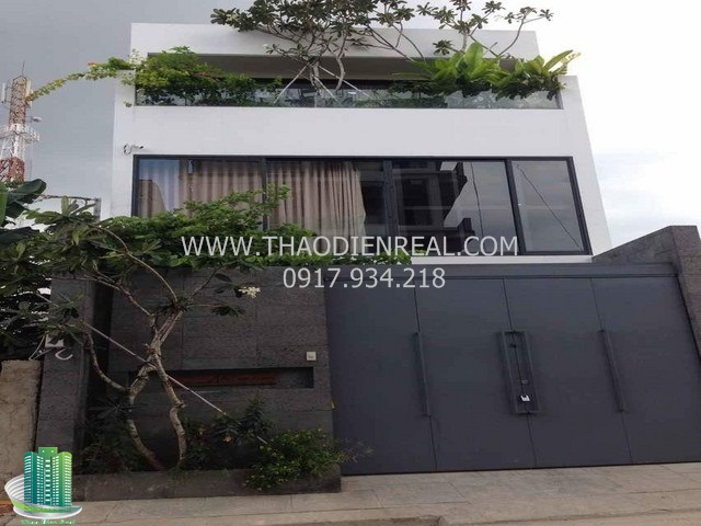 House for rent  near International School Ho Chi Minh City and Vincom Mega small.