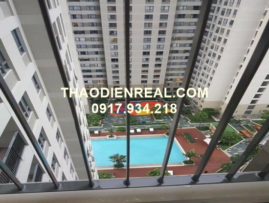 Masteri Apartment for rent, 19th floor fully furnished, nice apartment  Masteri-apartment-for-rent-19th-floor-fully-furnished-nice-apartment_1505913491