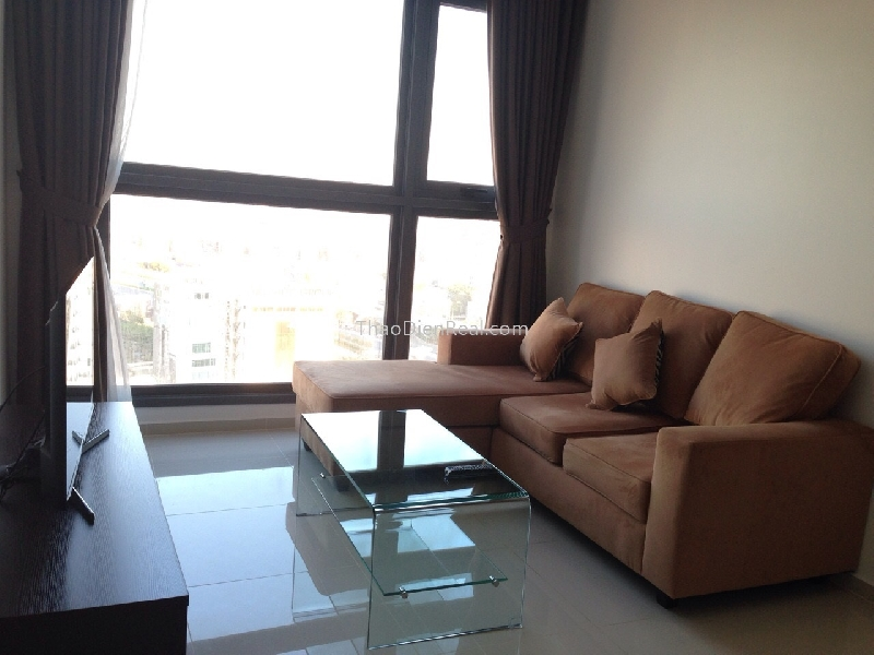 Simple Furnitures 1 Bedroom Apartment In Pearl Plaza For Rent
