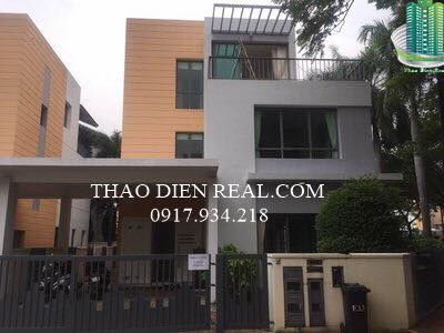 Villa Riviera 60 Giang Van Minh, Thảo Dien, district 2 for rent - VL-08466